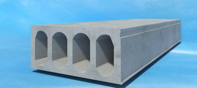 500 mm perdangos plokštės – didesnis tarpatramis ir ekonomiškumas
