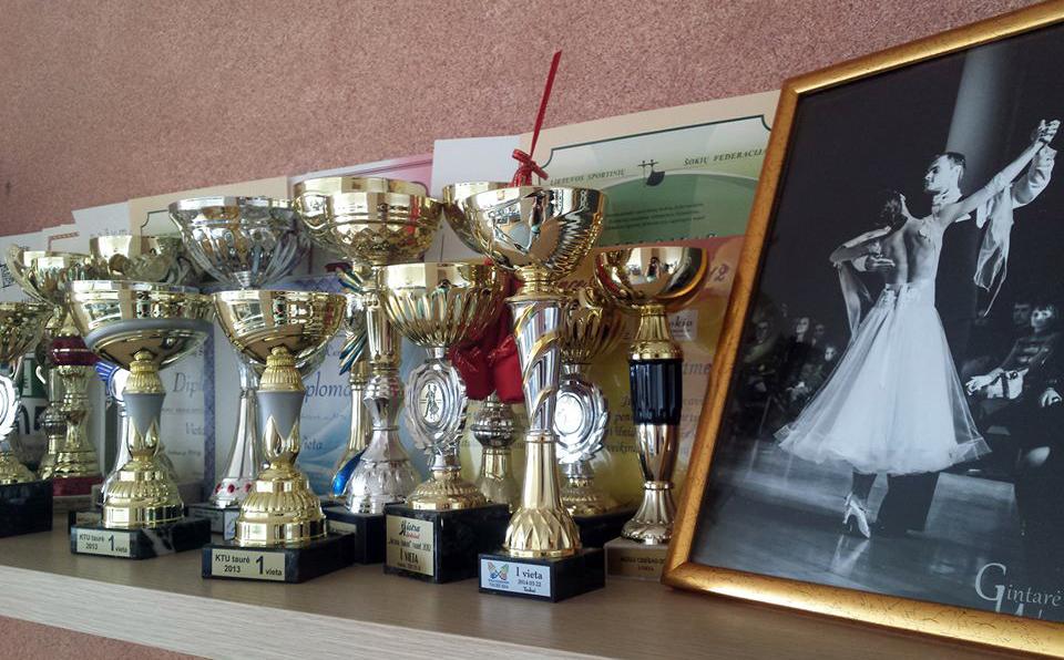 RutaApdovanojimai