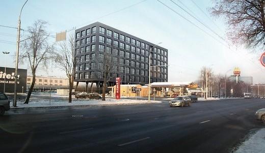 """AB """"AKSA"""" gaminiai – išskirtinės architektūros biurų pastatui"""