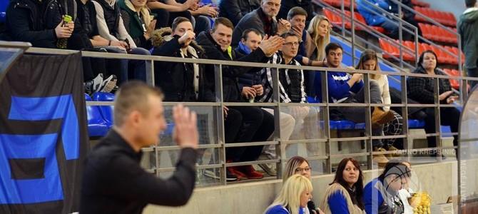 Įmonės krepšinio komanda – Kauno bendruomenių lygos finale