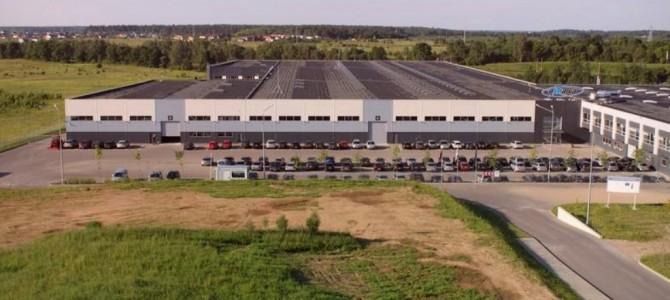 """AB """"AKSA"""" objektas Latvijoje – """"Amalva Baltija"""" gamykla"""
