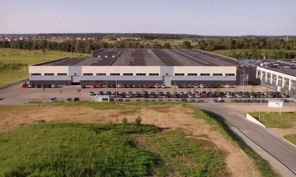 Company launches export project in Latvia: AMALVA