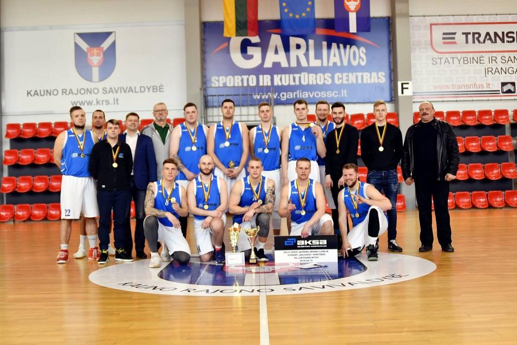 Daivana AKSA krepšinio komanda