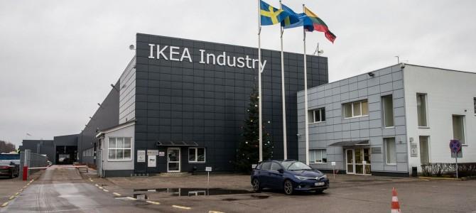 """AB """"AKSA"""" gelžbetonio gaminiai bus naudojami """"IKEA Industry Lietuva"""" pastato Kazlų Rūdoje statybai"""