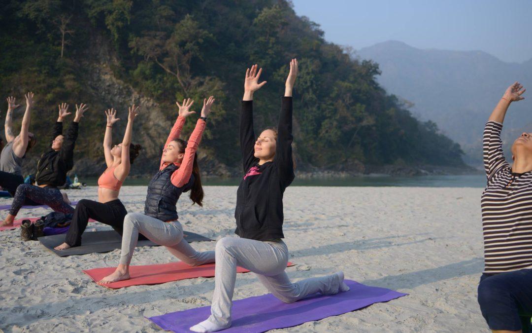 Export manager Ruta – certified yoga teacher