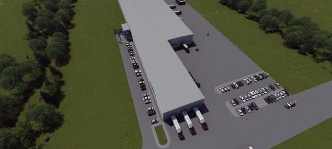 """AB """"AKSA"""" gelžbetonio gaminiai  bus tiekiami gamybos pastatui Alytuje"""