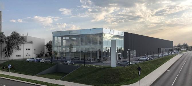 """""""YIT Kausta"""" pasirinko AB """"AKSA"""" gaminius naujam pastatų kompleksui"""